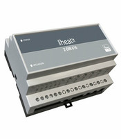 Heatit Z-DIN 616 - Z-Wave Plus DIN-kisko relemoduuli
