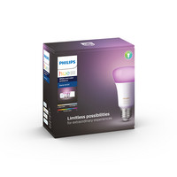 Philips Hue White and Color Ambiance Aloituspakkaus E27 - 3/2/1