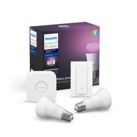 Philips Hue White and Color Ambiance Aloituspakkaus E27 - 2/1/1