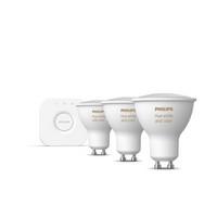Philips Hue White and Color Ambiance Aloituspakkaus GU10 - 3/1