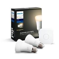 Philips Hue White aloituspakkaus E27 - 2/1
