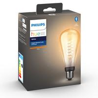 Philips Hue White E27 - Filament LED lamppu Edison Large