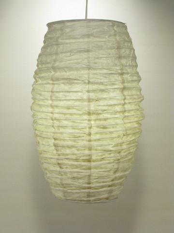 Lokta-ovaali 26x46cm, luonnonvalkoinen
