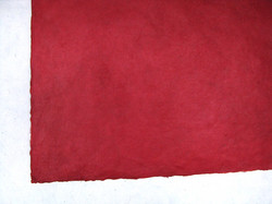 50x75cm lämmin punainen D/40