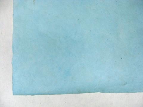 50x75cm vaalea turkoosi D/40