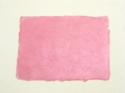 A4 voimakas pinkki, revitty reuna