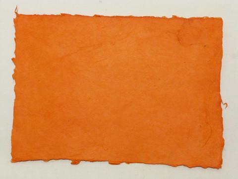 A4 voimakas oranssi OR1, revitty reuna