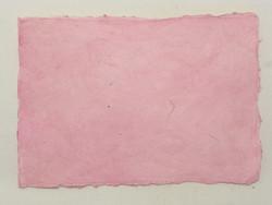 A4 vaaleanpunainen RD3, revitty reuna