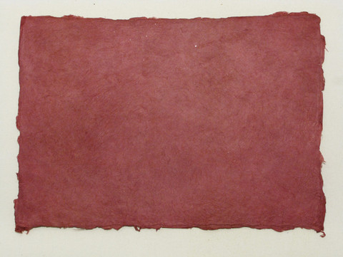 A4 viininpunainen RD5, revitty reuna