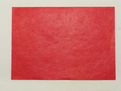 A4 syvä punainen RD1, suora reuna