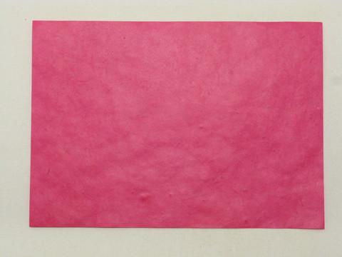 A4 voimakas pinkki RD2, suora reuna