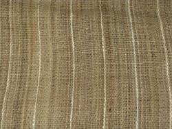 Nokkonen, valkea silkkiraita, pala 232 cm