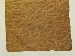 50x75cm ryppypaperi, okra