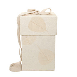 C01 pipal, natural white, cube L