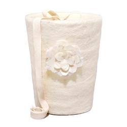 C01 ruusu, valkea, huopakartio