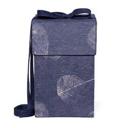 C22 pipal, dark blue, cube L