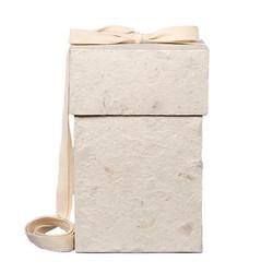 C01 mica, natural white, cube L
