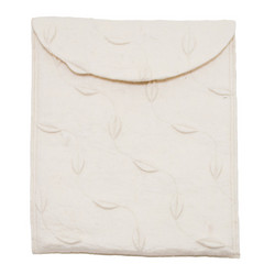 C01 garland, natural white, ashbag, L