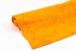 Oranssi C05. Paksuus 3 mm. Koko 50 x 50 cm