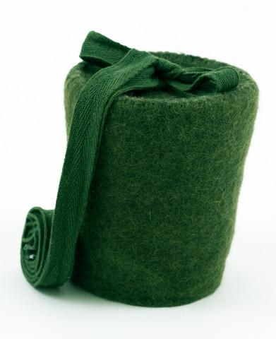 Tuhkauurna pikkulemmikille, vihreä