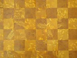 50 x 75 cm kasvivärjätty, ristikkopunottu paperi D/40