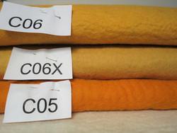 Appelsiini C06, 3 mm, 50 x 50 cm