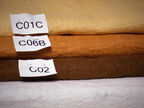 Suklaanruskea C02, 5 mm, 50 x 50 cm
