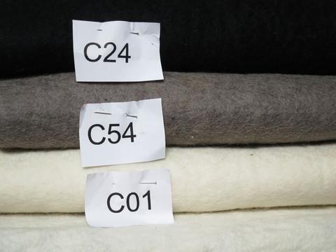 Musta C24, 5 mm, 50 x 50 cm