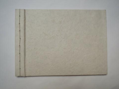 Valokuva-albumi, valkea