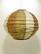 Lokta-pallo 30cm, 3-värinen