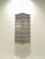 Lokta-kuutio 16x16x45cm, harmaa