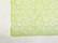 50x75cm vaaleanvihreä D/40, valkoinen ruusupainatus