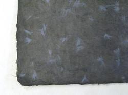 50x75cm varjokukka, tummansininen