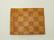 Valokuva-albumi, kasvivärjätty, ruskea, paperipunos