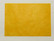A4 appelsiinin keltainen OYL1, suora reuna