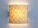 Seinävalaisin, kulta-aurinko, harmaa runko