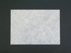 A4 luonnonvalkoinen G/10, suora reuna