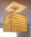 Lokta-kuutio 60x60x60cm, luonnonvalkoinen