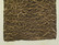 50x75cm ryppypaperi, tumma ruskea