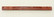 Italialainen sinettilakka, punainen, nro 10