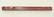 Italialainen sinettilakka, tummanpunainen, nro 12