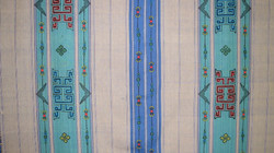 Dhukuti-liina sinisävyinen, suuri