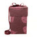 C14 pipal, wine red, cube M