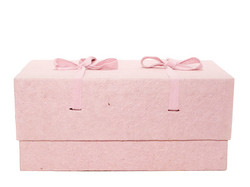 C16, light pink, 4corners babycasket L