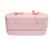 C16, vaaleanpunainen, ovaali vauva-arkku M