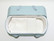 C23, light blue, oval babycasket S