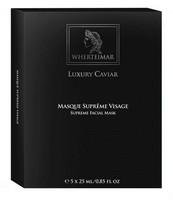 Luxury Caviar Supreme Facial Mask 5 kpl