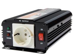 Invertteri 600W/1200W 12V Intelligent