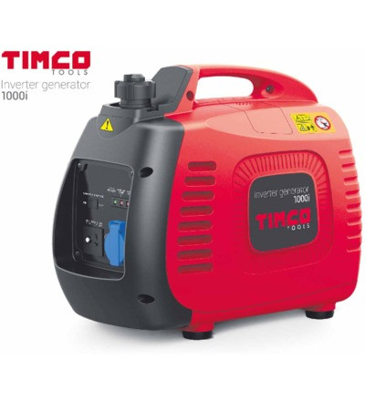 Timco 1000I Digitaaliaggregaatti 1kVA, Bensiini