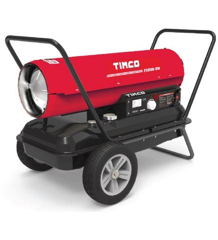 Loppu! Timco 32kW hallilämmitin termostaatilla